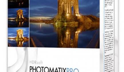 HDRSoft PhotoMatix Pro