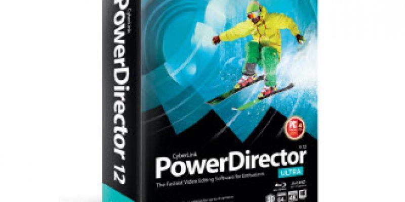 Cyberlink PowerDirector 12