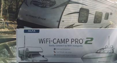 Alfa Networks WiFi Camp Pro 2