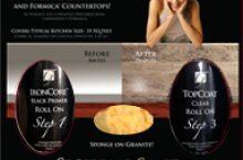 Giani Granite Paint Kit for Countertop