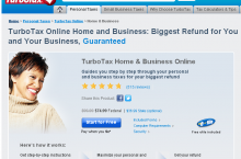 Intuit TurboTax – Home and Business Online