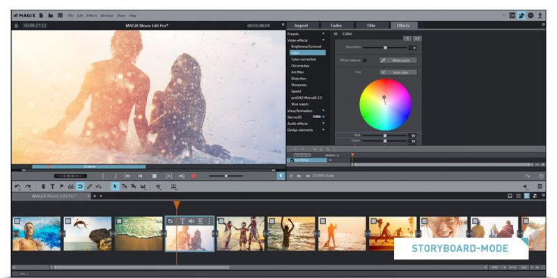 Magix Movie Edit Pro Giveaway (ENDED)