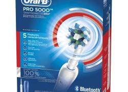 Oral B Pro 5000 Bluetooth Toothbrush