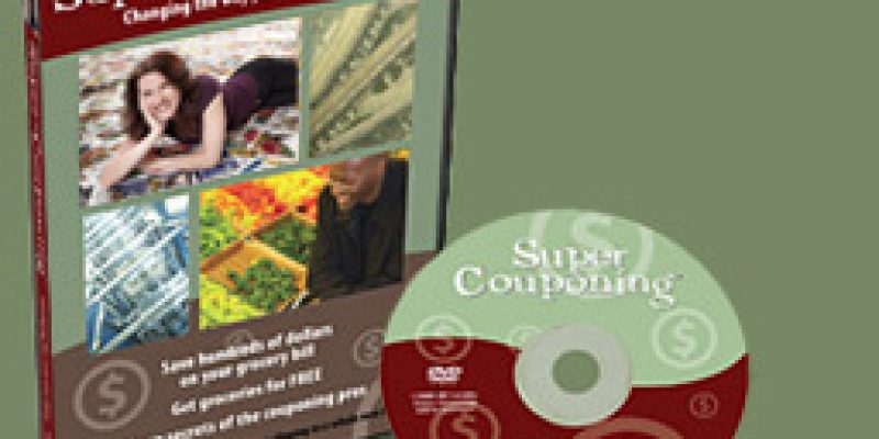 Super-Couponing DVD