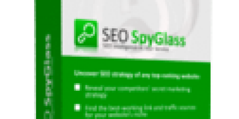 SEO Spyglass from Link Assistant